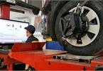 Vì sao nhất định phải căn chỉnh độ chụm bánh xe ô tô?
