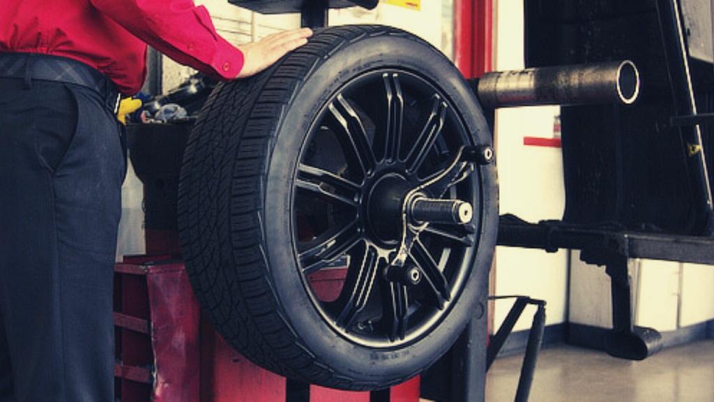 độ chụm bánh xe