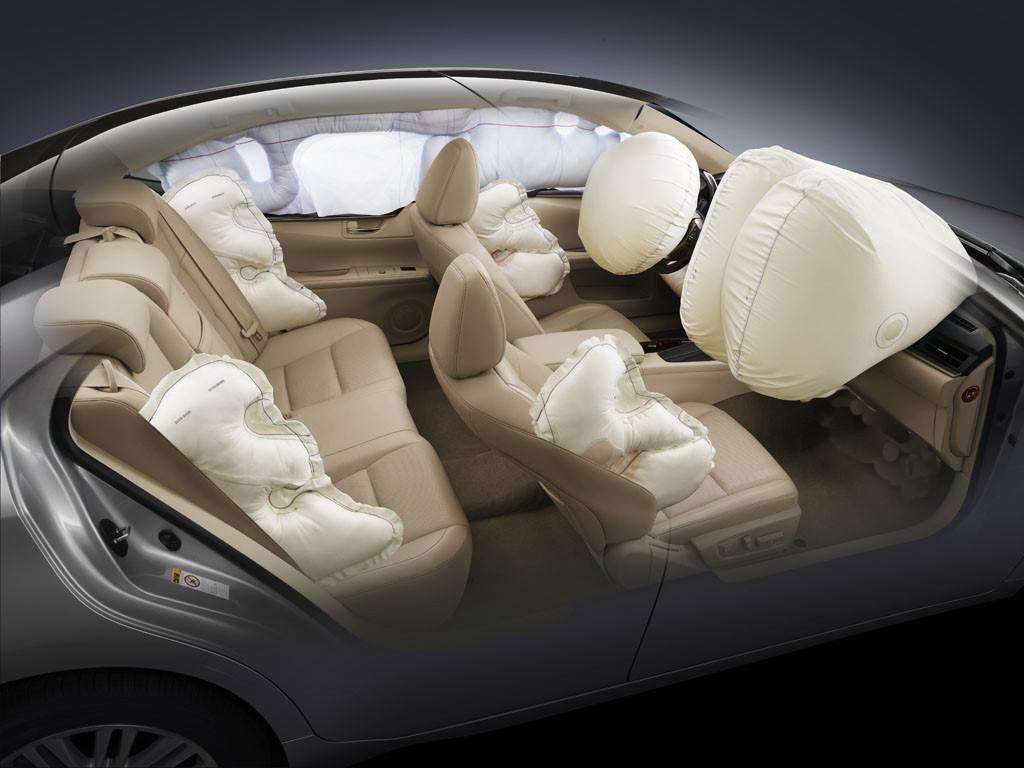 tính năng an toàn của xe ô tô