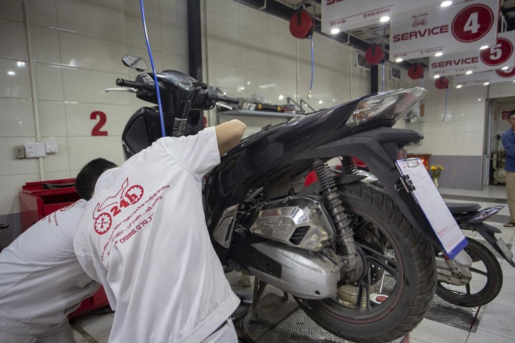 chế hòa khí xe máy