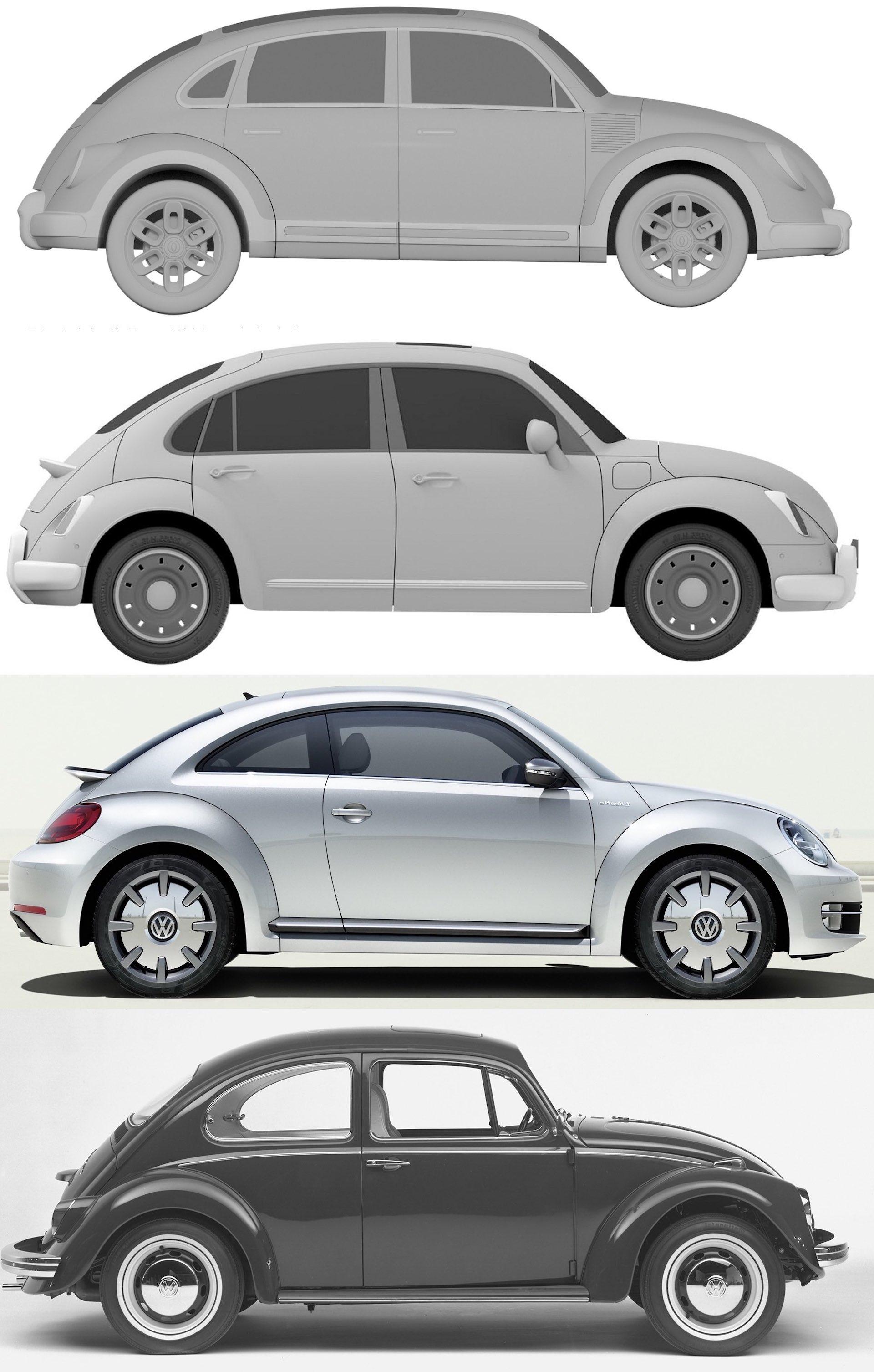 So sánh thiết kế bên hông của 2 mẫu xe