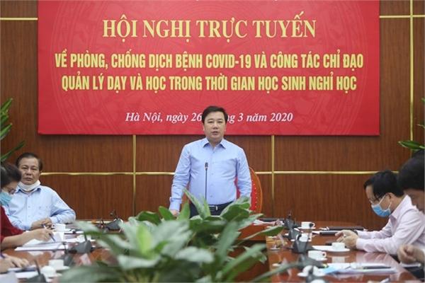 Hà Nội đề nghị giữ nguyên phương án tuyển sinh lớp 10 với 4 môn