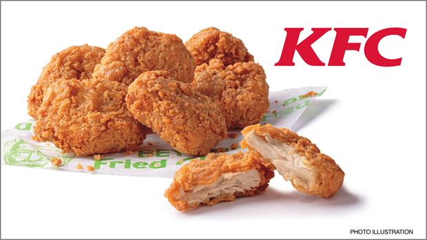 KFC hop tac voi cong ty Nga san xuat thit ga trong phong thi nghiem hinh anh 1