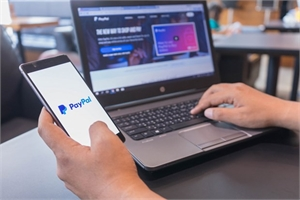 PayPal cho phép người dùng Mỹ mua hàng bằng tiền điện tử