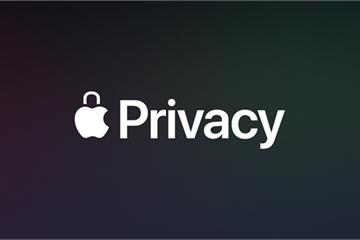 Apple công bố kế hoạch áp dụng quy định mới về quyền riêng tư