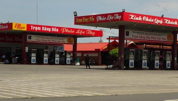 Phat 287 trieu dong voi mot doanh nghiep ban xang dau kem chat luong hinh anh 1