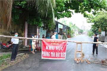 Thông tin có 40 ca nhiễm SARS-CoV-2 tại huyện Vĩnh Bảo là sai sự thật