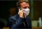 Tổng thống Pháp Macron nằm trong danh sách bị Pegasus theo dõi
