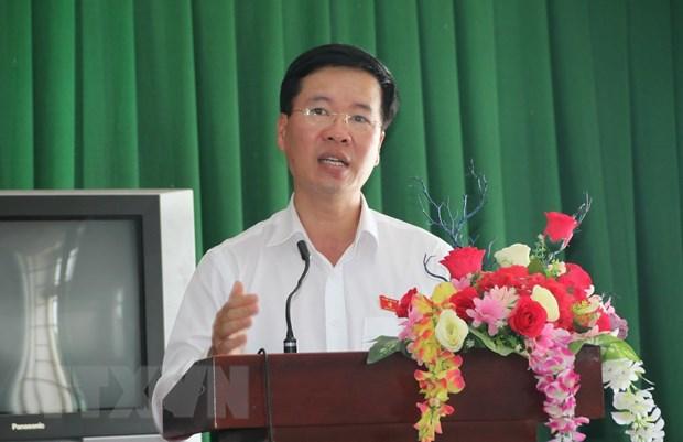 Ong Vo Van Thuong: Bien Hoa can ra soat lai cong tac tiep cong dan hinh anh 1