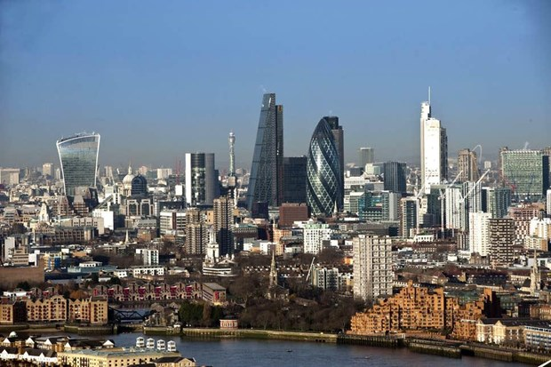 Anh tìm cách ngăn chặn hiệu ứng 'gió nhà cao tầng' ở London