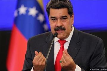 Facebook tạm khóa tài khoản của Tổng thống Venezuela Nicolas Maduro