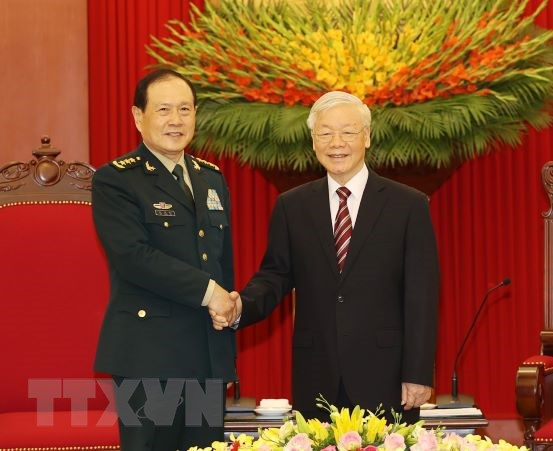 Tong Bi thu: Viet Nam coi trong moi quan he voi Trung Quoc hinh anh 1