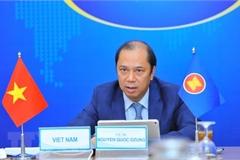 Thứ trưởng Nguyễn Quốc Dũng: Triển khai hiệu quả Khung phục hồi tổng thể ASEAN