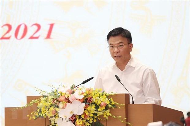 Thu tuong: Chong tham nhung, loi ich nhom trong xay dung the che hinh anh 2