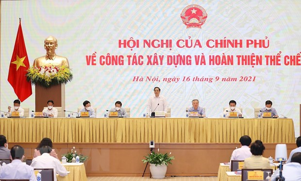 Thu tuong: Chong tham nhung, loi ich nhom trong xay dung the che hinh anh 3