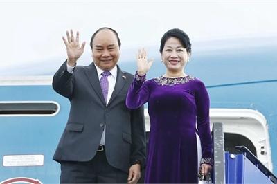 Thủ tướng lên đường sang Thái Lan dự Hội nghị Cấp cao ASEAN