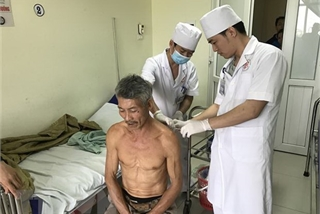 Con rể chém mẹ vợ tử vong, bố vợ bị thương ở Thái Nguyên