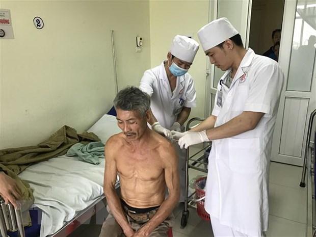 Thai Nguyen dieu tra vu con re chem me vo tu vong, bo vo bi thuong hinh anh 1