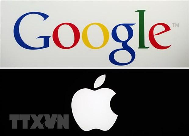 Apple, Google, Walt Disney len ke hoach tung buoc noi lai hoat dong hinh anh 1