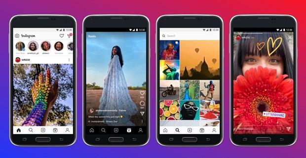Facebook ra mat phien ban Instagram Lite tai 170 quoc gia hinh anh 1