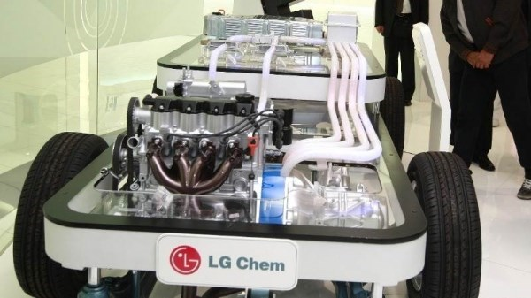 LG đầu tư vào dự án sản xuất pin tích hợp 20 tỷ USD tại Indonesia