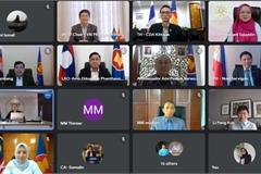 Nhóm đặc trách Sáng kiến liên kết ASEAN nhất trí triển khai Kế hoạch công tác IAI giai đoạn 4