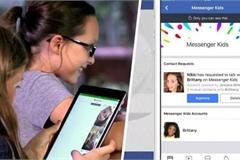 """Facebook chạm """"giới hạn đỏ"""" trong vấn đề trẻ em sử dụng mạng xã hội"""