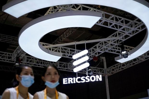 Ericsson qua mat Nokia gianh hop dong mang 5G tai Trung Quoc hinh anh 1