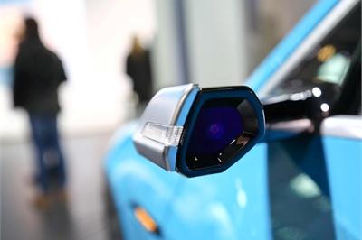 Gương chiếu hậu dùng camera đang được thử nghiệm tại Mỹ