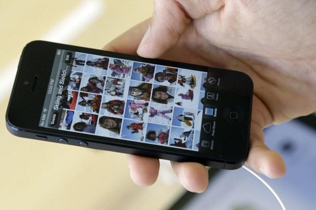 Apple canh bao nguoi dung iPhone 5 cap nhat iOS ngay neu muon vao mang hinh anh 1