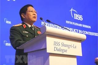 Bộ trưởng Ngô Xuân Lịch nêu quan điểm giải quyết tranh chấp