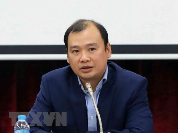 Ong Le Hai Binh lam pho ban chuyen trach ve thong tin doi ngoai hinh anh 1