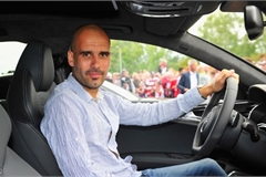 HLV Pep Guardiola: Tài xế tệ hại, phá hoại hàng loạt siêu xe