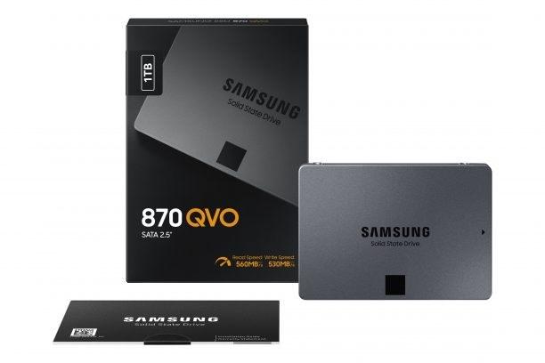 Samsung ra mat loai o cung moi co dung luong len toi 8 terabytes hinh anh 1