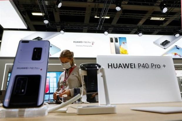 Korea Times: Samsung, SK, LG se ngung quan he hop tac voi Huawei hinh anh 1