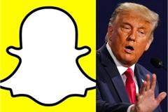 """Thêm một ứng dụng mạng xã hội """"cấm cửa"""" Tổng thống Trump"""
