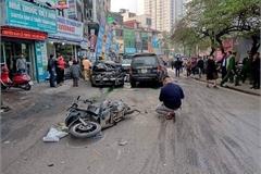 Hơn 100 người chết vì tai nạn giao thông sau 5 ngày nghỉ Tết