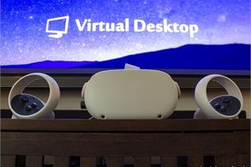 Lý do nào thúc đẩy Facebook sản xuất tai nghe thực tế ảo Oculus?