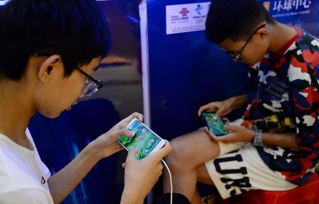 Tencent trien khai tinh nang han che tinh trang nghien game o tre em hinh anh 1