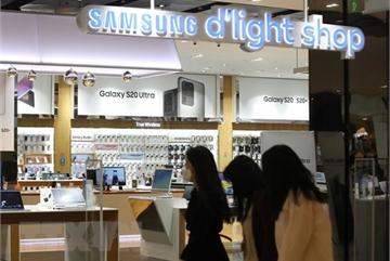 Samsung trở lại vị trí số 1 ở thị trường smartphone Đông Nam Á