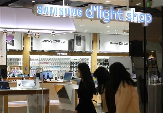 Samsung tro lai vi tri so 1 o thi truong smartphone Dong Nam A hinh anh 1