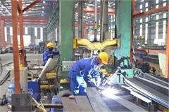 Hà Nội đẩy nhanh tiến độ xây dựng hoàn thiện hạ tầng kỹ thuật các cụm công nghiệp