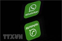 Đức tạm cấm Facebook thu thập dữ liệu người dùng WhatsApp