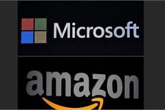 Microsoft khiếu nại Chính phủ Mỹ trao cho Amazon hợp đồng 10 tỷ USD