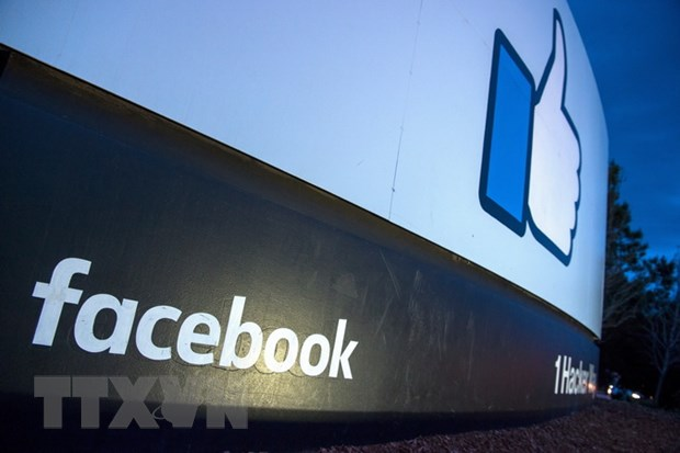 Facebook tao nhac nho nguoi dung tai My deo khau trang hinh anh 1