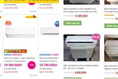 Lợi bất cập hại từ việc mua điều hòa hàng Nhật bãi giá rẻ