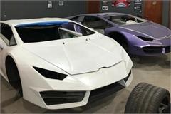 Brazil triệt phá xưởng ôtô làm giả siêu xe Ferrari, Lamborghini
