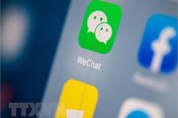 Mỹ: Thẩm phán liên bang bác bỏ yêu cầu cấm WeChat của Bộ Tư pháp