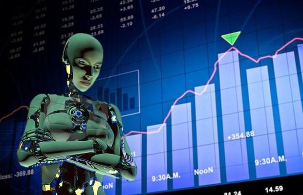 Canh bao hinh thuc kinh doanh da cap doi lot cong nghe cao 'Robot AI' hinh anh 1