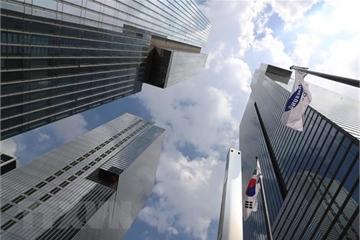 Samsung duy trì ngôi đầu về doanh số chất bán dẫn trong quý 3